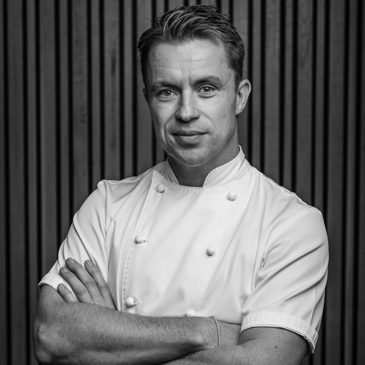 James Tanner,  Award-winning Chef and Restaurateur - Ambassador, Independents by Sodexo