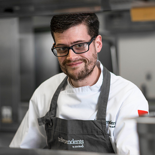 Andy Voice, Sodexo Chef of the Year 2019