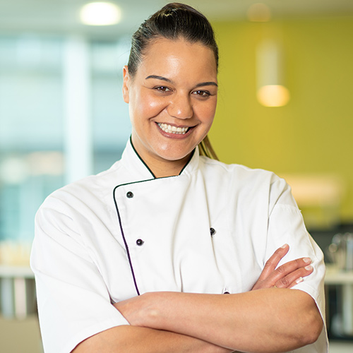 Julia Jewers, Commis Chef Apprentice