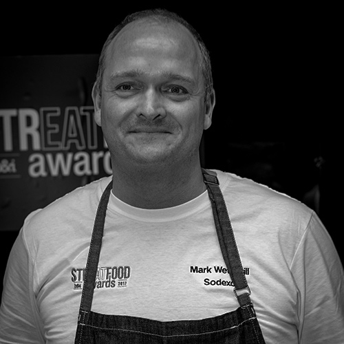 Mark Wetherill, Executive Development Chef, Corporate Services, UK & Ireland