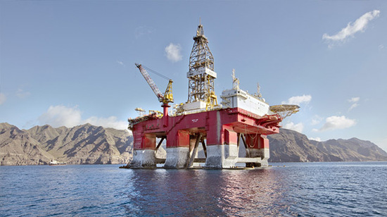 Offshore, oil rigs energy and resources