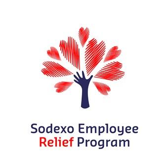 Sodexo employee relief programme logo