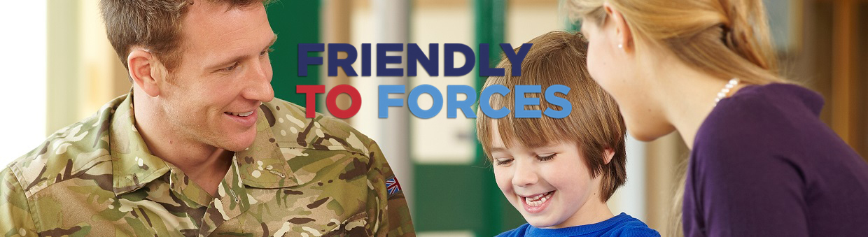 SSAFA Friendly to Forces campaign