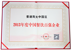 Sodexo included in Top 100 Catering Enterprises in China for six consecutive years