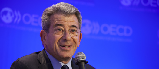 Michel Landel at the OECD Forum