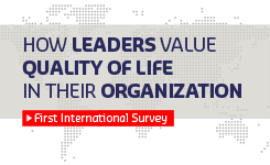 Survey - How leaders value QOL (245x150)