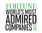 World's Most Admired Companies 2013 logo