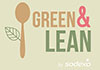 Green and Lean logo