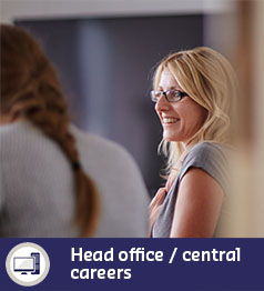 Head office / Central Careers