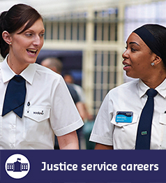 Justice careers