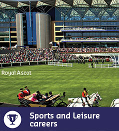 Sports and leisure careers