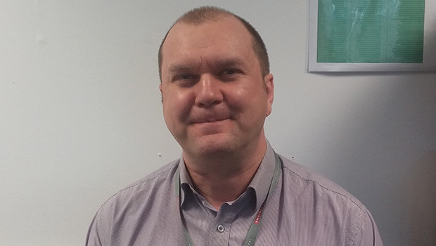 Mike Harris – Technical Services Manager, Sodexo Corporate Services