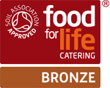 Sodexo achieves bronze Food for Life Catering Mark
