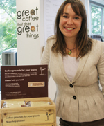 Coffee Grounds for Growth a winner at ACE awards