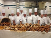 Sodexo chefs master the art of bread-making in Paris