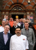 Sodexo chefs take celebrity master class
