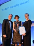 Sodexo security skills development manager wins industry women's award