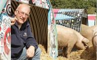 Sodexo forms partnership with Suffolk pig farm