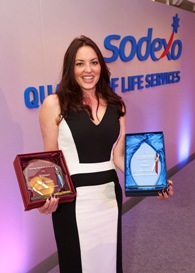 Sodexo recognises outstanding frontline employees