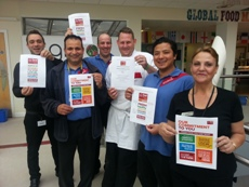 Sodexo and University of Bradford awarded Food for Life Catering Mark