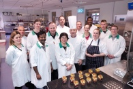 Sodexo chefs master the art of chocolate