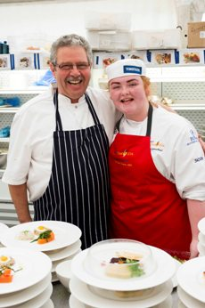 FutureChef winner gets day at Royal Ascot
