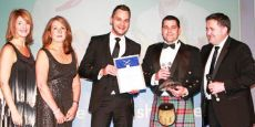 Sodexo at The Scottish Government wins Healthier Living Award