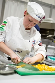 Eton chef wins Sodexo Chef of the Year