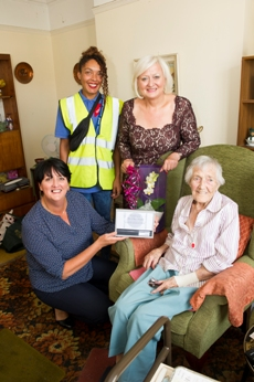 Council reaches meals-on-wheels landmark