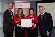 Sodexo Ireland achieves world class recognition for human resources management