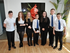 Scottish Students take on Healthy Living Challenge