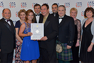Sodexo wins eleven International Safety awards