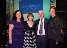 Sodexo's celebrates record year for long service