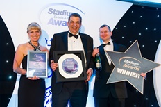 Sodexo scores eight Stadium Experience and Hospitality Awards