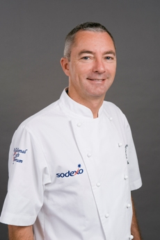 Sodexo culinary director receives Order of Merit
