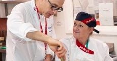 Global chef brings taste of Sweden to UK