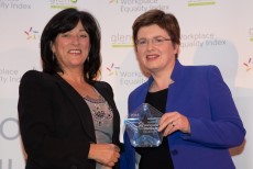 Margot Slattery named LGBT senior leader of the year