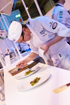 Neil Yule wins Sodexo Chef of the Year