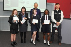 Salford students complete Outward Bound Sodexo challenge