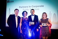 Sodexo and AstraZeneca win PFM award