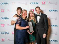 Sodexo scoops bronze at the Training Journal Awards