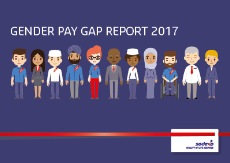 Gender pay report 2017