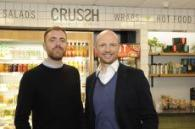 Sodexo opens first Crussh outlet at City, University of London