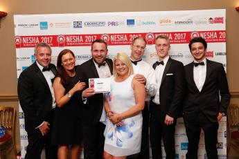 Trinity Square wins 'Newcastle Student Hall of the Year' at the North East Student Housing Awards 2017
