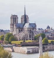 One million meals for Notre Dame reconstruction