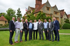 Sodexo chefs and Raymond Blanc