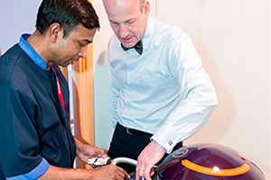 Sodexo launches Xenex UV disinfection system at Queen's Hospital, Romford