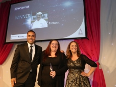 Sodexo double at Cost Sector Catering Awards