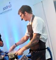 Sodexo partners with Adam Handling for second year